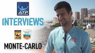 Djokovic Enjoying Home Comforts Ahead Of Monte-Carlo 2017