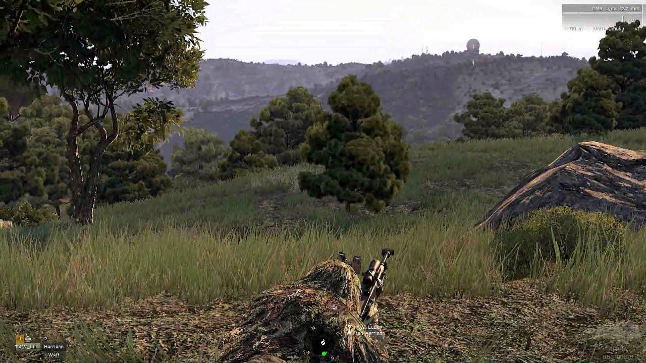 Arma 3 New Sniper Gear YouTube