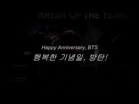 BTS Anniversary, June 13, 2019 (ARMY Appreciation Video)