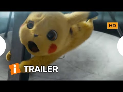 POKÉMON - Detetive Pikachu | Trailer 2 Oficial