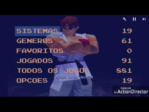 emulator frontend - Myhiton