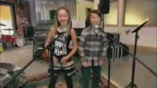 Noah and Frankie Ponyo Official Music Video