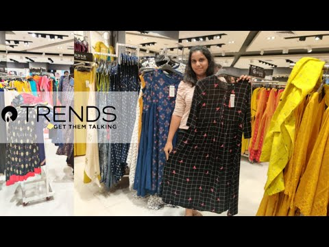 AJIO / TRENDS Shopping Under 500Rs | How To Get 499Rs Kurti Cheaper Than Store | TummyTimeTamil