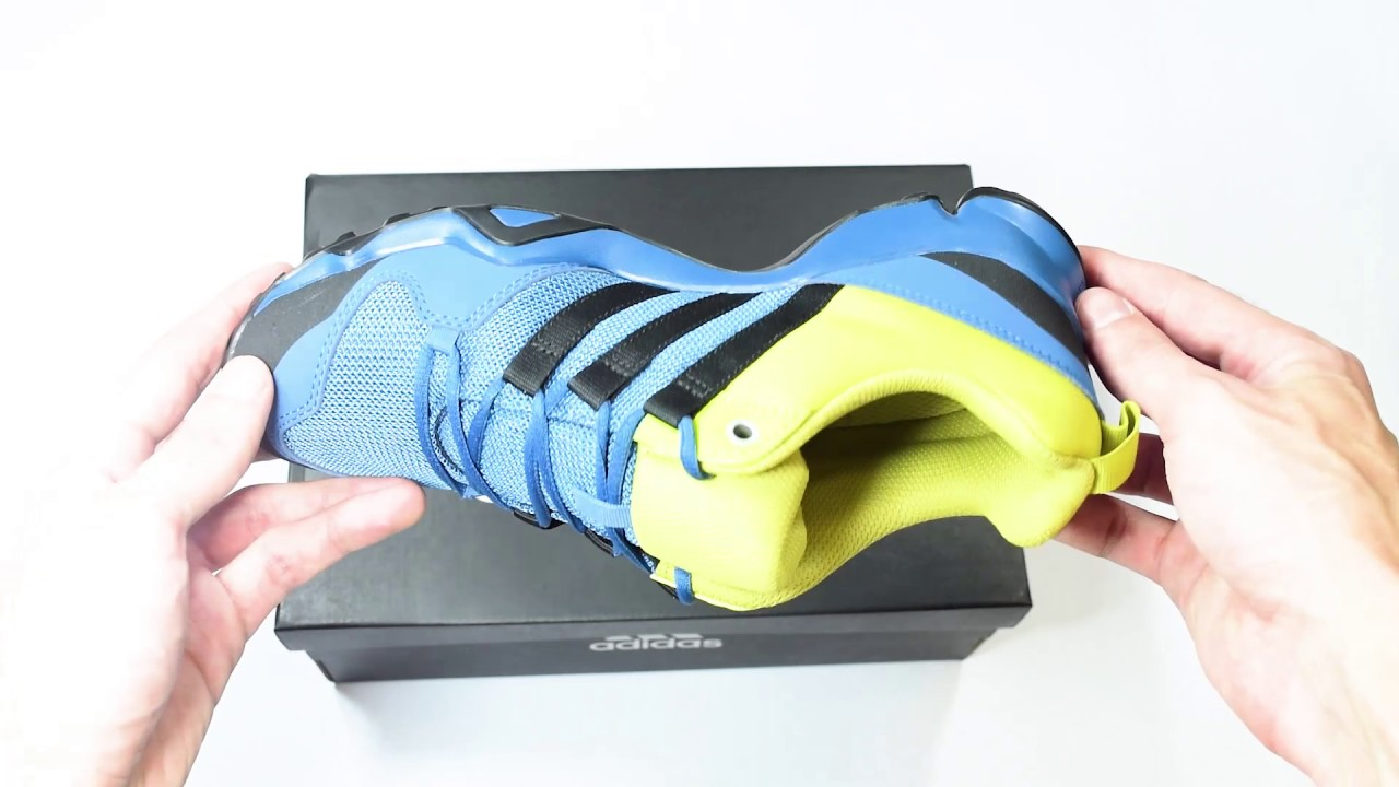 20ff03f6dfc Dámska športová obuv Adidas Terrex AX2R K BB1936  2907000   - YouTube