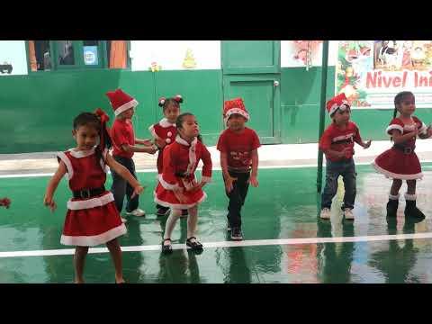 En esta navidad quiero bailar (merenguito)..Colegio Rafael Mariscal Quintanilla