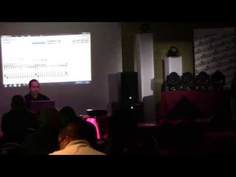 Chauvet DJ Academy Room Show XPress DMX Training