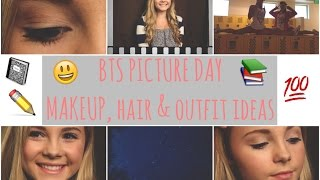 BTS Picture Day Makeup, Hair and Outfit Ideas!
