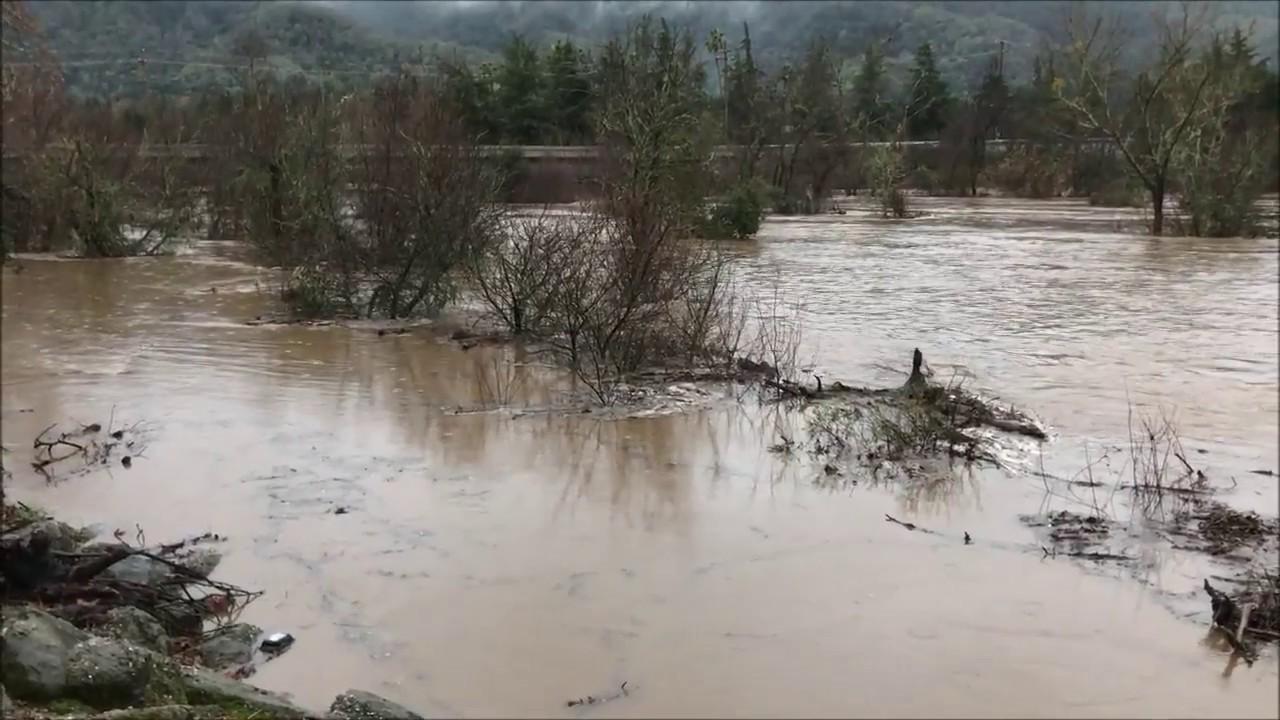 california floods 2017 - YouTube