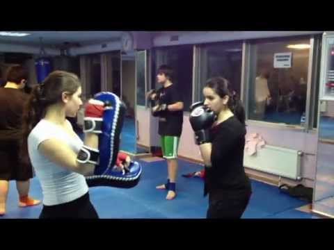 Uskudar Istanbul is kick boxing lesson  phone :0535 285 67 35