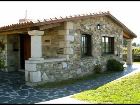 Youtube for Construccion casas rusticas