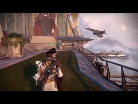 AFK Shenanigans in Destiny