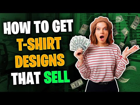 How to buy t-shirt designs that sell | step-by-step guide