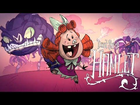 Don`t Starve Hamlet ( WILBA ) - Ty widziałaś Wilba co tam się dzieje ?!