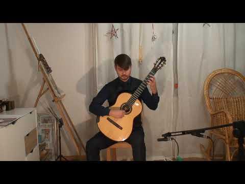M.Giuliani Variazioni A-Dur (Opera Postuma) Aleksei Severinov Guitar