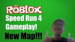Roblox: Speed Run 4 Gameplay |Updated With New Map!|