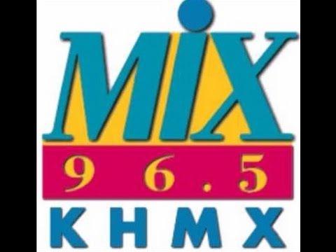 KHMX (Mix 96.5) Houston - Jingles (90's)
