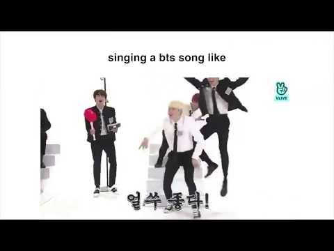 BTS video memes part 6