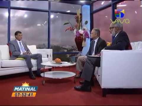 FRANCISCO PEÑA ALCALDE DE SANTO DOMINGO OESTE