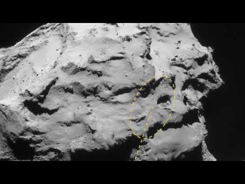 Rosetta Mission Ending with impact on 30/09/2016 comet scientific info