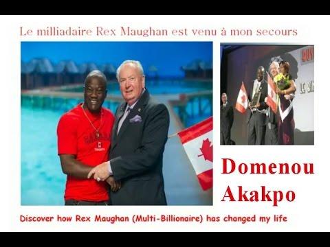 Apprendre de Domenou Akakpo manager comment developper votre entreprise avec Forever Living