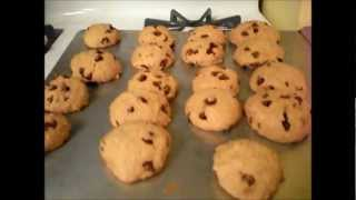 Chocolate Chip Cookies! (healthier And Easy For Kids To Make)