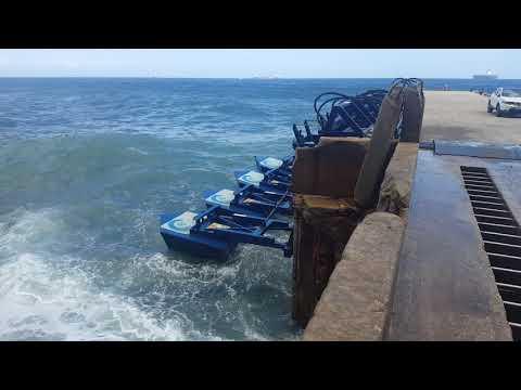 Eco wave Power Gibraltar