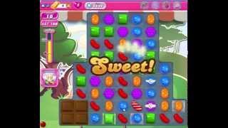 Candy Crush Saga - Level 1131 No boosters - 2 stars✰✰
