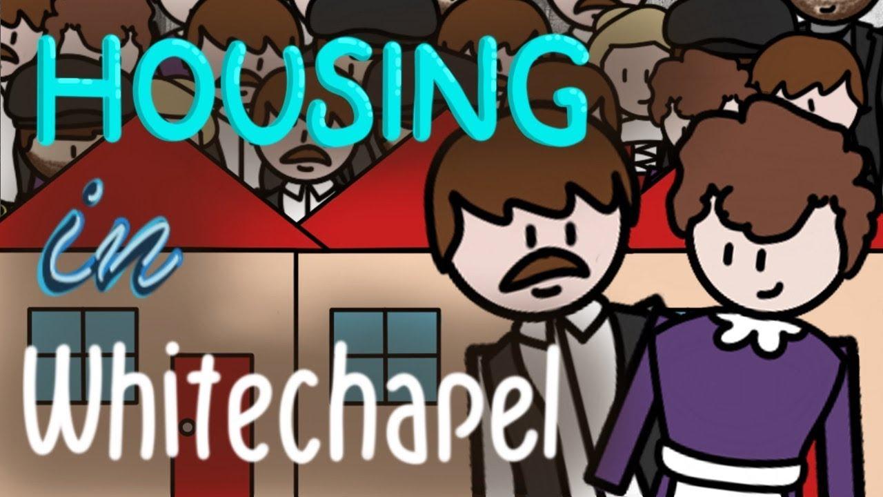 1880s: Housing in Whitechapel | Crime & Punishment | GCSE History Revision