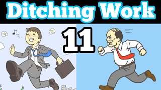 Ditching Work Stage 11 Level Walkthrough Room Escape Game Android Gameplay