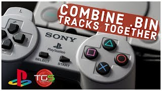How to combine .bin track files - PS Classic Quick Tips #2