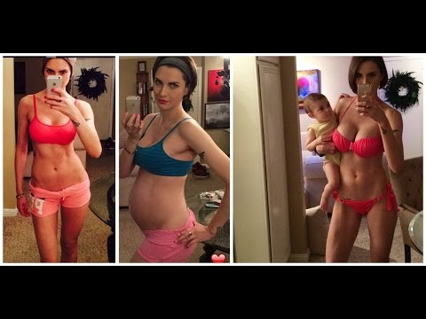 My Fit Pregnancy Journey | Prenatal Exercise By FitBeautyMom
