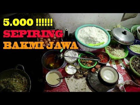 Bakmi Jawa Yang Cuma 5.000 Semangkok Di Jogja - Nasi Godog Bu Saerah