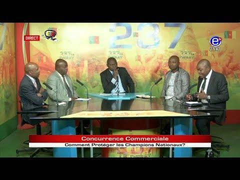 237 LE DEBAT (Comment protéger les entreprises nationales?) du 20 Septembre 2017 - EQUINOXE TV
