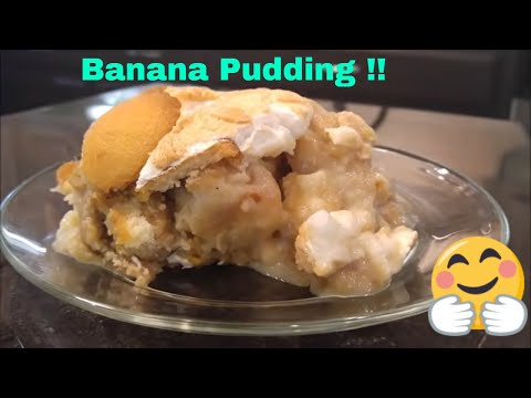 How to make sweetie pies banana pudding