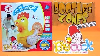 Bootleg Zones: Big Cock
