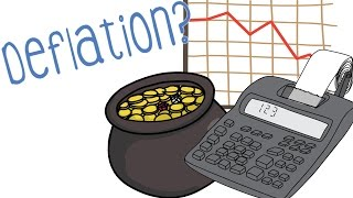 Deflation - einfach erklärt!