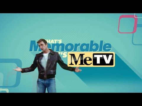 """MeTV Network Theme Song - """"That's Memorable, That's Me"""""""