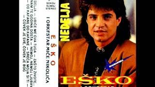 Esko Haskovic - Sreca Moja Si Ti - (Audio 1990)