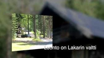 Leirintäalue Pirkanmaa Virrat Lakarin leirintäalue