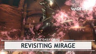 Warframe: Everybody Hates Simulor Mirage? [thedailygrind]