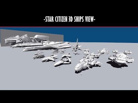 Star Citizen - WhiteBox Ships
