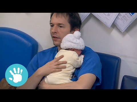 Being a Man on the Labour Ward | One Born Every Minute