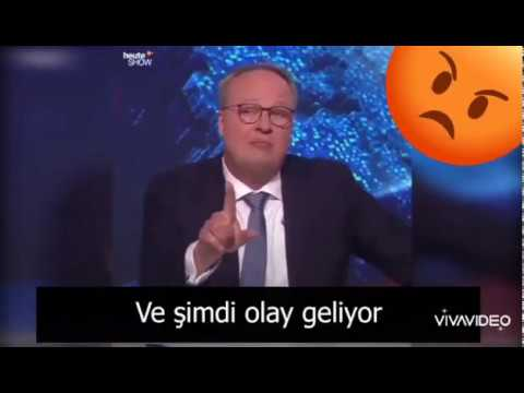Ungrateful broadcasting from German public television ZDF about Turkish President Tayyip Erdogan!