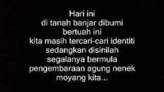 Banjar Malaysia & Banjar Indonesia