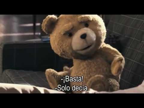 TED Trailer Oficial Subtitulado en español- El OSO TED 720 HD.mp4 ...