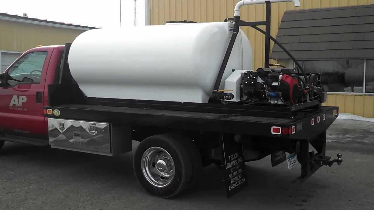 Truck Bed Tank Sprayer