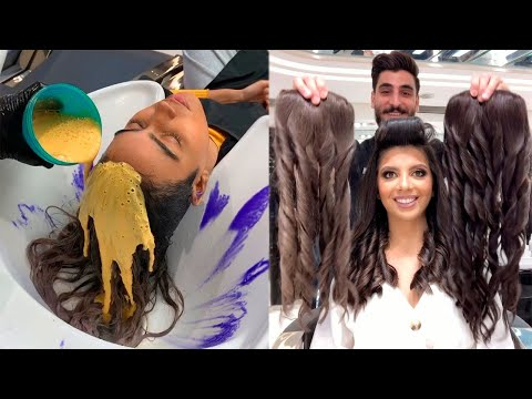 New Hairstyles Tutorials By Mounir | Party And Bridal Hair Transformations