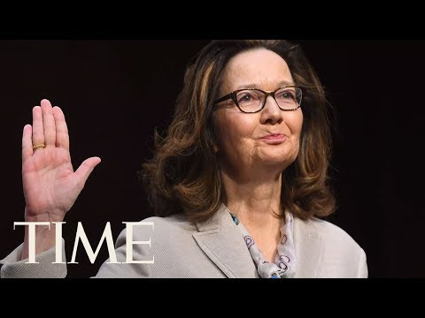President Donald Trump Swears In Gina Haspel As CIA Director At Langley Headquarters | LIVE | TIME