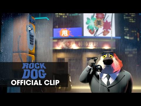 """Rock Dog (2017 Movie) Official Clip – """"It Didn't Come Together"""""""