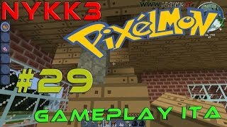 Pixelmon Minecraft - Gameplay ITA HD - La Scala A Chiocciola #29